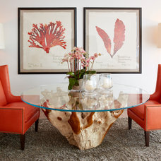 Tropical Dining Room by Jalan Jalan Collection