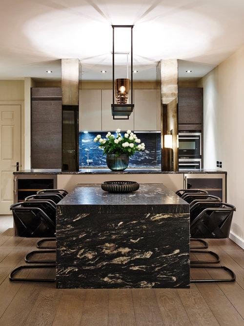 Granite Dining Table - Granite Dining Table Houzz - Townsend Dining Table Kenshair Design