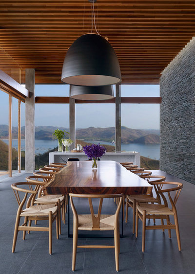Dining Room by Greg Shand Architects