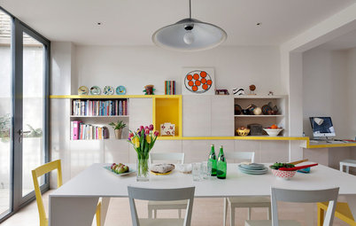 Light Up Your Room With Sunshine Yellow