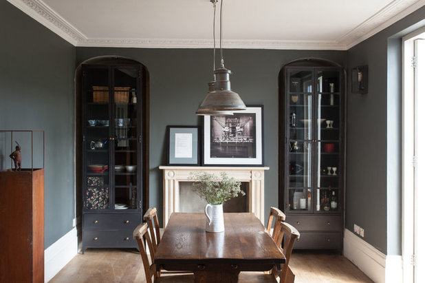 Fusion Dining Room by Matt Gamble Photography