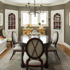 Traditional Dining Room by Renae Keller Interior Design, Inc.