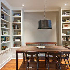 traditional dining room by Gochnauer Construction
