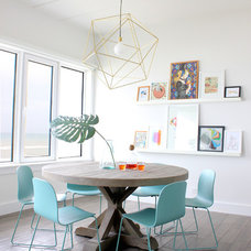 Contemporary Dining Room by Sarah Stacey Interior Design