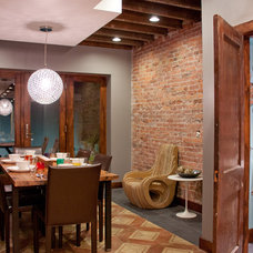 Contemporary Dining Room by United Makers