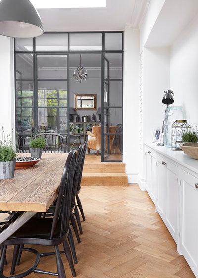 Industrial Dining Room by Blakes London