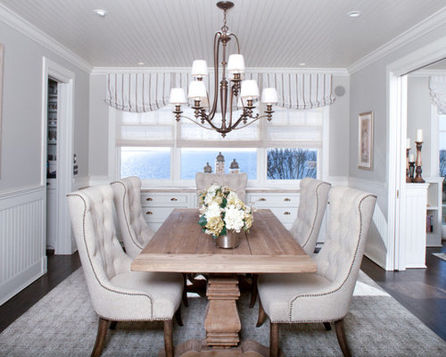 Beach Style Dining Room Design Ideas Remodels Amp Photos