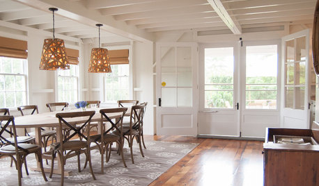 Dining Rooms on Houzz: Tips From the Experts