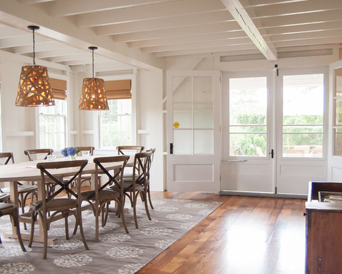 saveemail - Dining Room Lighting Trends