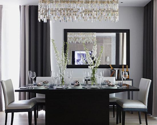 Sunken Dining Room Ideas   Houzz