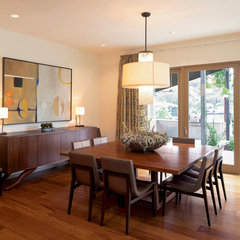 contemporary dining room by Cravotta Studios -Interior Design