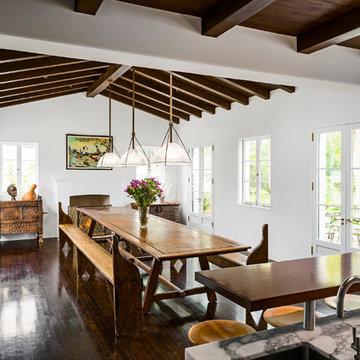 Spanish Colonial Revival Hacienda