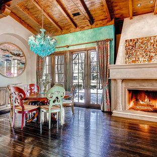 Spanish Mediterranean Masterpiece | Cherry Hills Village Buell Mansion Colorado