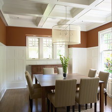 Traditional Dining Room by TreHus Architects+Interior Designers+Builders