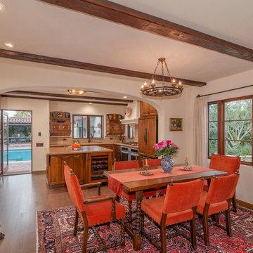 Spanish Revival Interior Renovation - Palm Springs, CA