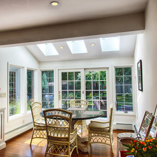 Traditional Dining Room by Auburndale Builders