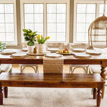 Spring Interior Design and Decor