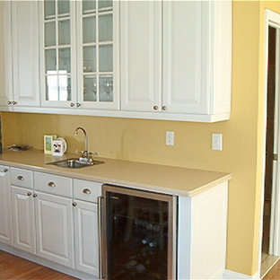 Spring Lake Heights Home wet bar