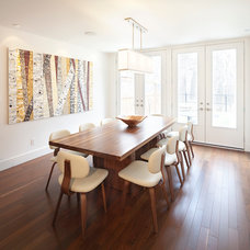 Modern Dining Room by CORE Architects