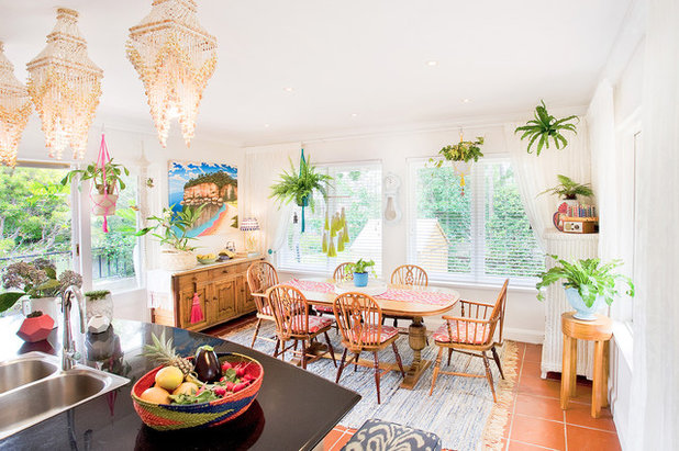 caribbean style furniture. Eclectic Dining Room By Bronwyn Poole Of Touch Interiors Caribbean Style Furniture