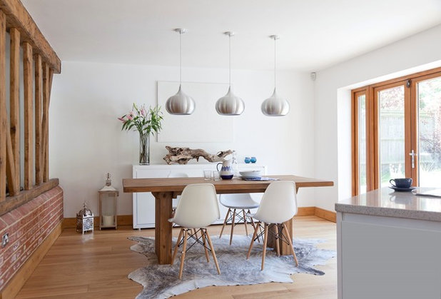 11 Design Tricks For Defining Your Open Plan Dining Space