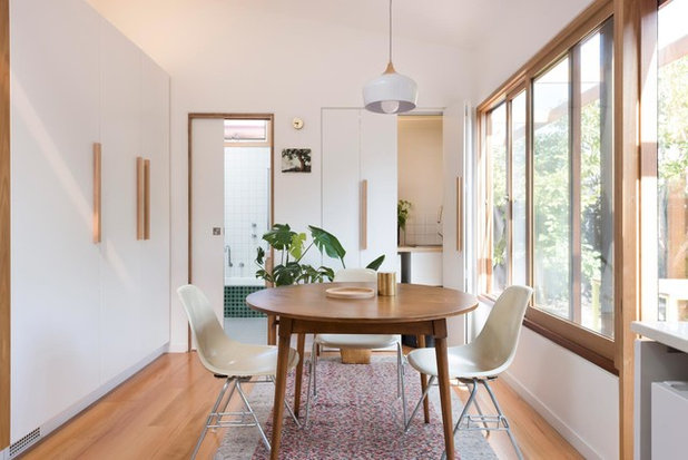 Scandinavian Dining Room by Drawing Room Architecture