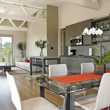 Modern Dining Room by R. D. Sherrill