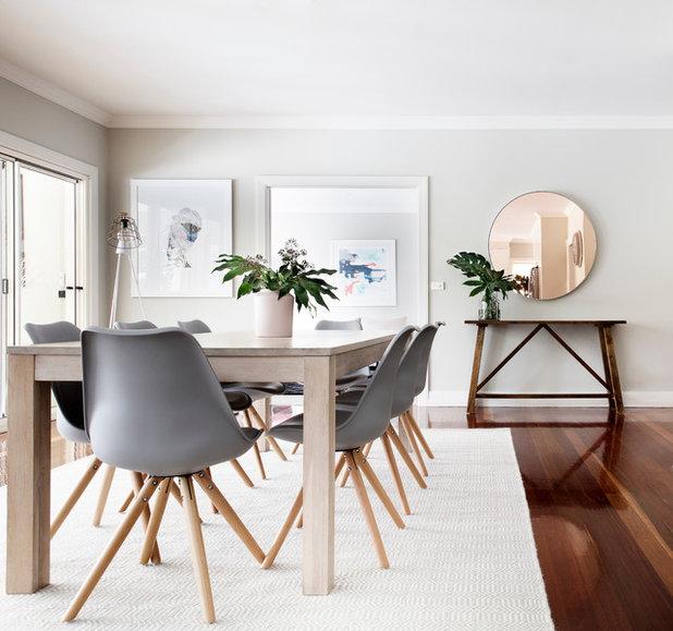 Scandinavian Dining Room by Libby Winberg Interiors
