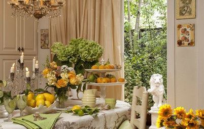 Set Your Table for a Festive Dinner Party
