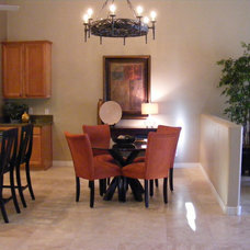 Traditional Dining Room by The Property Promoters