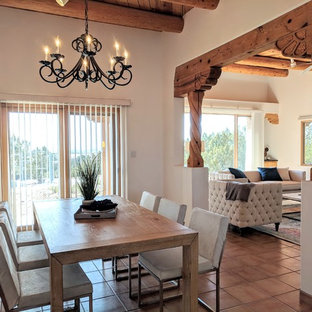 Staged Southwestern Home