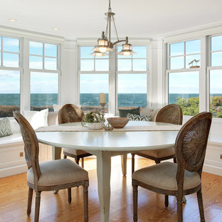 75 Most Popular Beach Style Dining Room Design Ideas For 2018