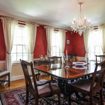 Staging: Wellesley, MA {Lowell Road}