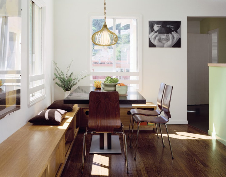 Modern Dining Room by Ogawa Fisher Architects