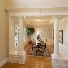 Traditional Dining Room by Scarlett Custom Homes & Remodeling