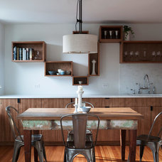 Contemporary Dining Room by WORKSTEAD