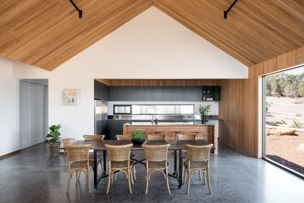Country Dining Room by Lurie Concepts