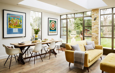 20 Ways to Work Yellow Seating into a Scheme