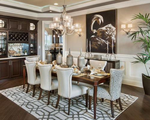Dining Room Design Ideas, Remodels & Photos