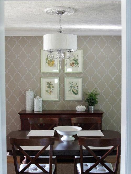 Modern classic dining room | Hawk Haven