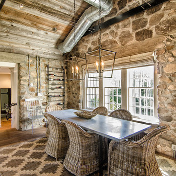 Stone Cottage and Barn