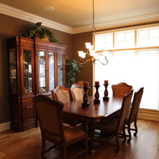 Traditional Dining Room by Battaglia Homes