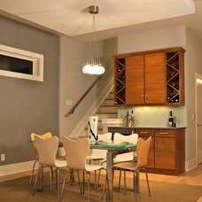 Modern Dining Room by Designs on Madison