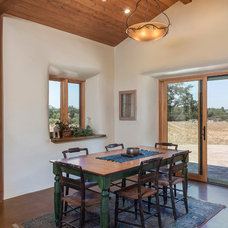 Farmhouse Dining Room by Semmes & Co. Builders, Inc