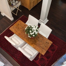 Traditional Dining Room by T&G Flooring