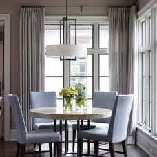 Contemporary Dining Room by Tiburon Homes LLC