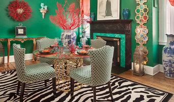 Stunning Malachite Dining Room