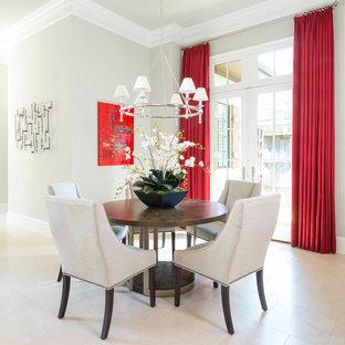 Stylish Comfort: Breakfast Room