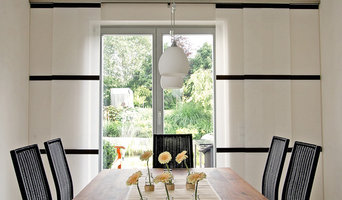 Stylizing Sliding Glass Doors