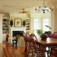 traditional dining room by Phillip W Smith General Contractor, Inc.